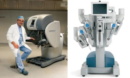 Chirurgia robotica:<BR>applicazioni in chirurgia generale
