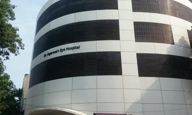 Oculistica Universitaria:<BR>specializzandi in India