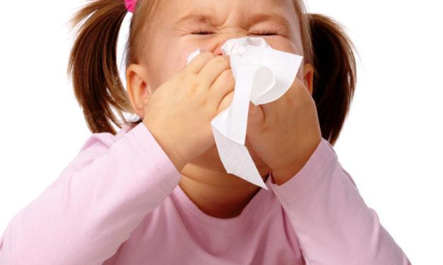 Malattie respiratorie e bambini: infezioni soprattutto ambientali
