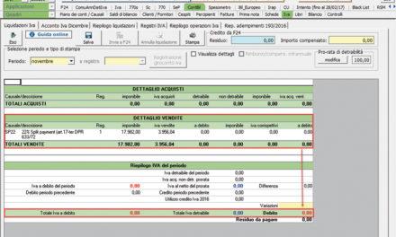 Redditometro, studi di settore,<BR>split payment e spesometro addio